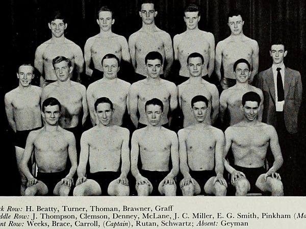 1948 Swim Team