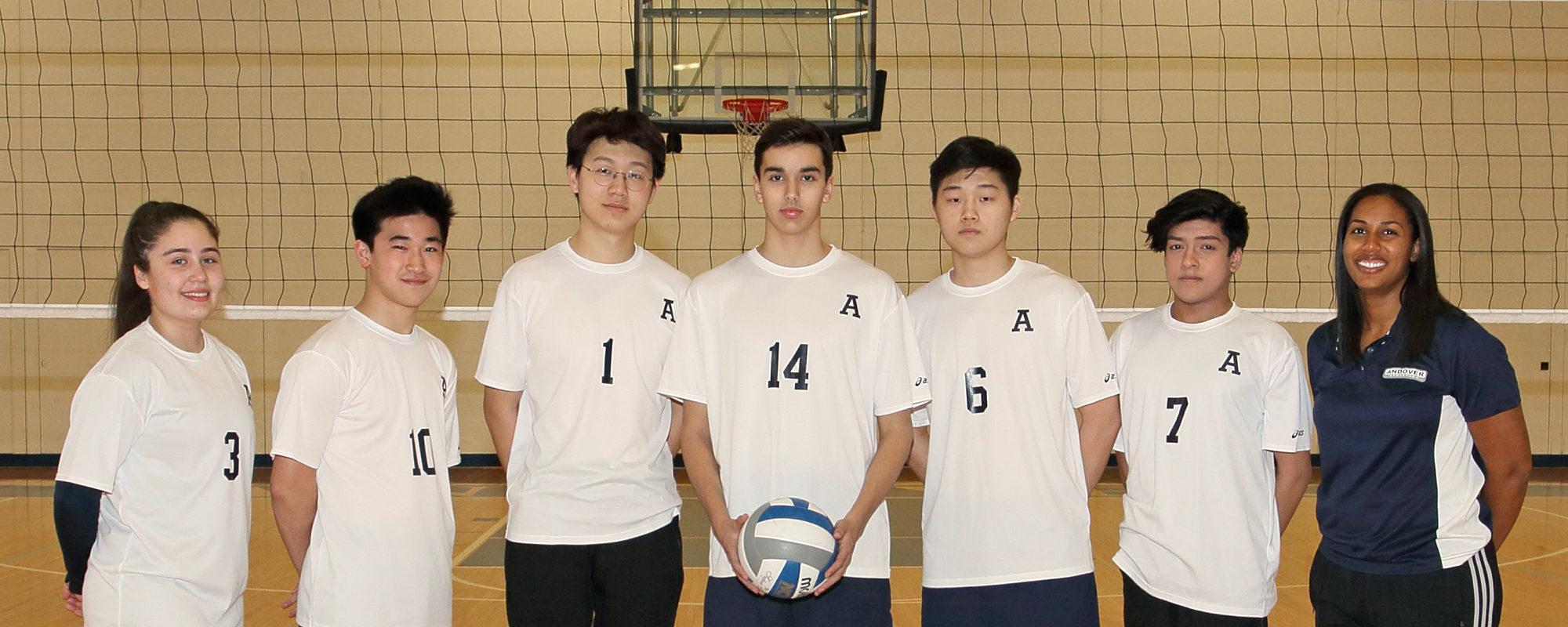 Volleyball JV 8513