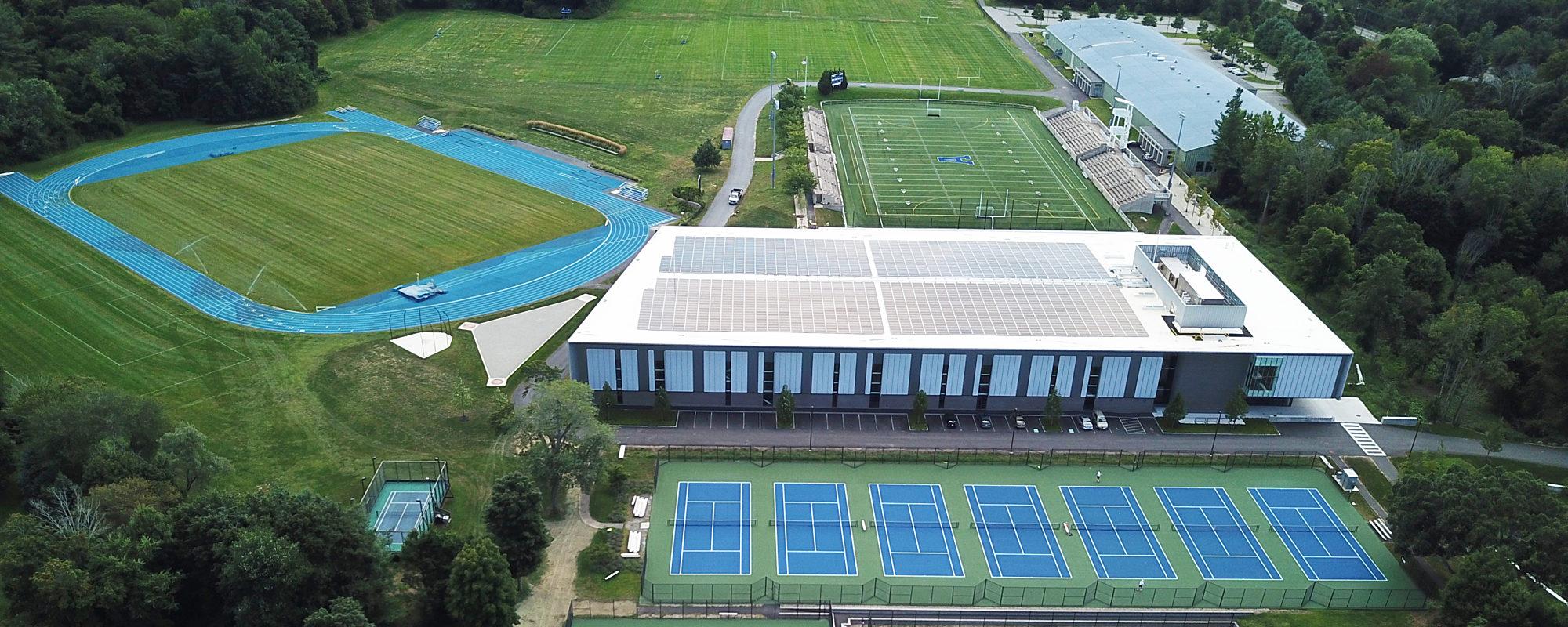 Athletics Drone