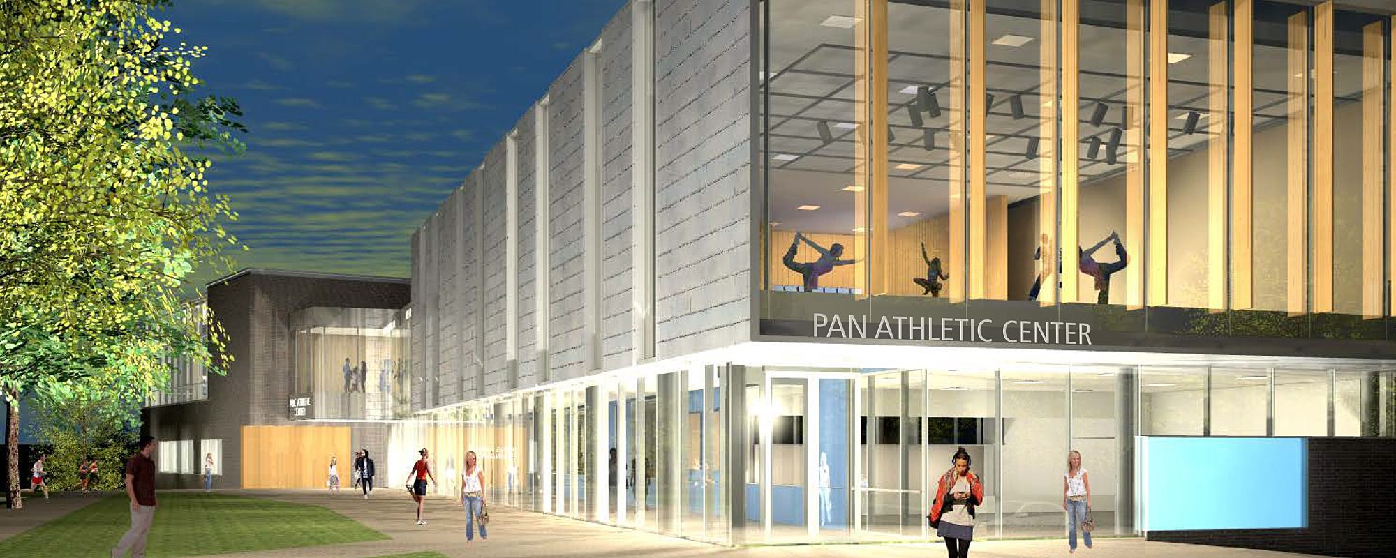 Pan Athletic Center crop final