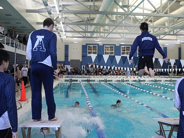 Swimming & Diving BV vs. Hotchkiss - NEPSAC Division 1 Swimming Championships