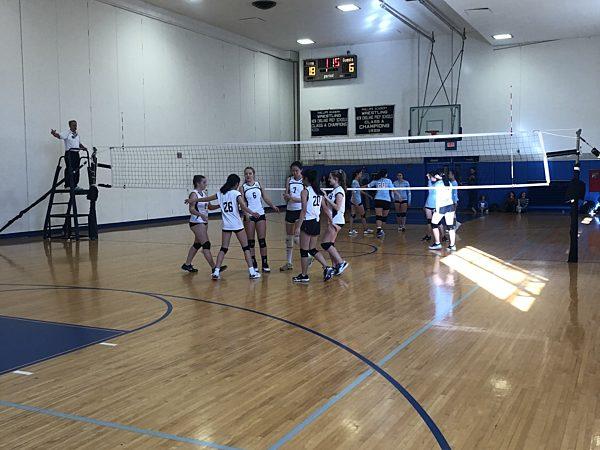 Volleyball GJV vs. N.M.H.